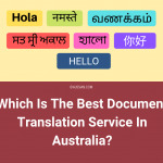 best document translator australia